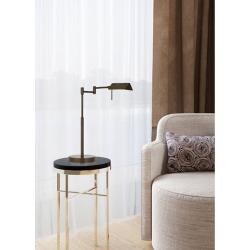 Clemson Metal LED Pharmacy Swing Arm Adjustable Desk Lamp Rust (Includes Energy Efficient Light Bulb) - Cal Lighting found on Bargain Bro India from target for $159.99