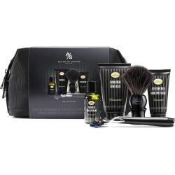 The Art Of Shaving Men's Unscented Travel Shaving Kit With 5 - Bladed Morris Park Razor, Women's