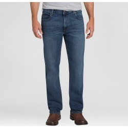 Dickies Men's Relaxed Straight Fit Jeans - Medium Denim Wash 30x30, Medium Blue Blue found on Bargain Bro India from target for $25.99