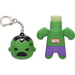 Lip Smacker Marvel Super Hero Lip Balm Hulk Sour Apple Smash - 1ct found on MODAPINS from target for USD $4.99
