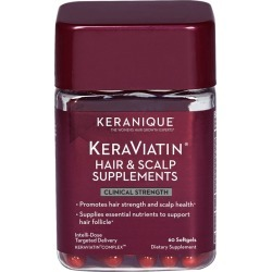 Keranique KeraViatin Hair & Scalp Supplements - 60ct