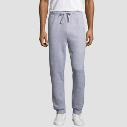 Hanes Men's Eco Smart Fleece Jogger Pants - Light Steel M, Size: Medium, Light Silver found on Bargain Bro Philippines from target for $11.39