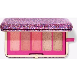 life of the party clay blush palette & clutch - multi