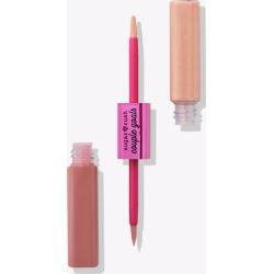 sugar rush™ couple goals double-ended lip gloss - jelly/donut