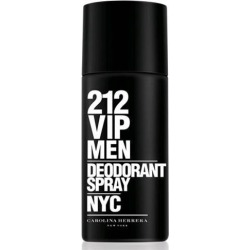 Carolina Herrera 212 VIP Men Deodorant 150ml Spray found on Makeup Collection from The Fragrance Shop for GBP 15.6