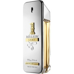 Paco Rabanne 1 Million Lucky Eau De Toilette 100ml Spray found on Makeup Collection from The Fragrance Shop for GBP 76.31