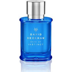 David Beckham Made Of Instinct Eau De Toilette 50ml Spray found on Makeup Collection from The Fragrance Shop for GBP 21.65