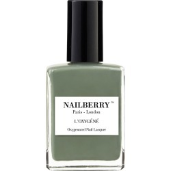 Nailberry Nailberry L'Oxygene Nail Polish 15ml Love You Matcha found on Makeup Collection from The Fragrance Shop for GBP 17.06