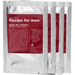 Recipe For Men Recipe For Men Under Eye Patches 4 Pack