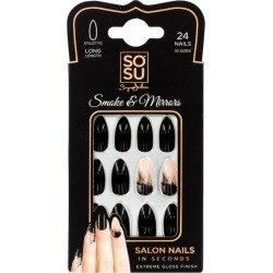 Sosu By Suzanne Jackson Sosu By Suzanne Jackson False Nails - Smoke and Mirrors found on Makeup Collection from The Fragrance Shop for GBP 9.25