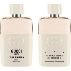 Gucci Gucci Guilty Love Pour Femme Eau De Parfum 50ml Spray found on Makeup Collection from The Fragrance Shop for GBP 86.58