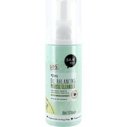 OH K! OH K! SOS Oil Balancing Mousse Cleanser 150ml