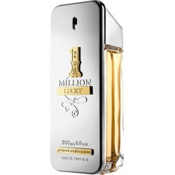 Paco Rabanne 1 Million Lucky Eau De Toilette 200ml Spray found on Makeup Collection from The Fragrance Shop for GBP 101.87