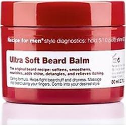 Recipe For Men Recipe For Men Recipe For Men Beard Ultra Soft Beard Balm 80ml