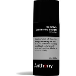 Anthony Anthony Pre Shave Conditioning Beard Oil 59ml found on Makeup Collection from The Fragrance Shop for GBP 27.65