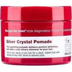 Recipe For Men Recipe For Men Recipe For Men Silver Crystal Pomade 80ml