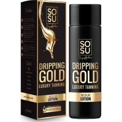 Sosu By Suzanne Jackson Sosu By Suzanne Jackson Dripping Gold Luxury Tanning Lotion - Medium found on Makeup Collection from The Fragrance Shop for GBP 23.28