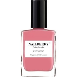 Nailberry Nailberry L'Oxygene Nail Polish 15ml Bubble Gum found on Makeup Collection from The Fragrance Shop for GBP 17.06
