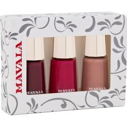Mavala Sets Nail Varnish 15ml Trio found on Makeup Collection from The Fragrance Shop for GBP 10.14