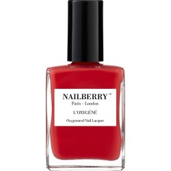 Nailberry Nailberry L'Oxygene Nail Polish 15ml Pop my Berry found on Makeup Collection from The Fragrance Shop for GBP 17.06