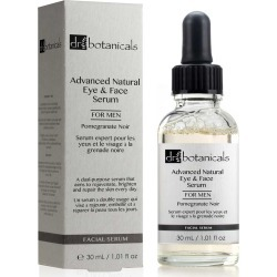 Dr Botanicals Dr Botanicals Pomegranate Noir - Advanced Natural Eye & Face Serum - 30ml found on Makeup Collection from The Fragrance Shop for GBP 34.93