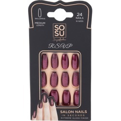 Sosu By Suzanne Jackson Sosu By Suzanne Jackson SOSU by Suzanne Jackson - R.S.V.P Medium Length Ballerina False Nails found on Makeup Collection from The Fragrance Shop for GBP 6.13