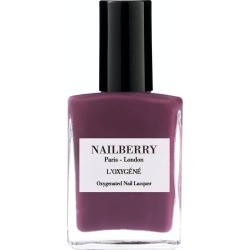 Nailberry Nailberry Nailberry - L'Oxygene Nail Polish 15ml - Purple Rain found on Makeup Collection from The Fragrance Shop for GBP 17.06