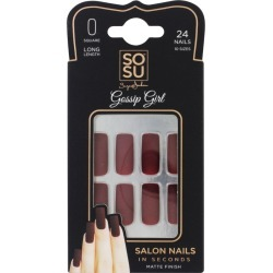 Sosu By Suzanne Jackson Sosu By Suzanne Jackson False Nails - Gossip Girl found on Makeup Collection from The Fragrance Shop for GBP 9.97