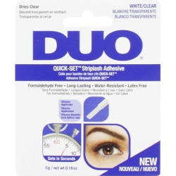 Ardell Ardell Duo Quick Set Eyelash Adhesive Clear Brush On found on Makeup Collection from The Fragrance Shop for GBP 7.24