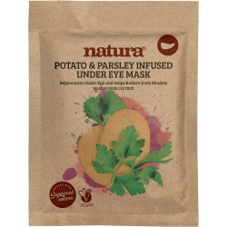 Natura Natura Potato & Parsley Infused Under Eye Mask - 3 x 3g found on Makeup Collection from The Fragrance Shop for GBP 6.06