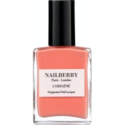 Nailberry Nailberry L'Oxygene - Nail Polish - 15ml - Peony Blush found on Makeup Collection from The Fragrance Shop for GBP 17.06