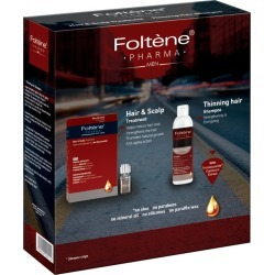 Foltene Foltene Foltene - Hair & Scalp Treatment Kit For Men - 300ml found on Makeup Collection from The Fragrance Shop for GBP 26.12