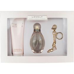 Sarah Jessica Parker Lovely Eau De Parfum 100ml Gift Set found on Bargain Bro UK from The Fragrance Shop