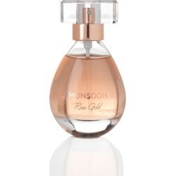 Monsoon Rose Gold Eau De Parfum 50ml Spray found on Bargain Bro UK from The Fragrance Shop
