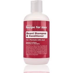Recipe For Men Recipe For Men Recipe For Men Beard Shampoo and Conditioner 250ml