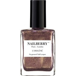 Nailberry Nailberry L'Oxygene Nail Polish 15ml Pink Sand found on Makeup Collection from The Fragrance Shop for GBP 17.06