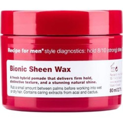 Recipe For Men Recipe For Men Recipe For Men Bionic Sheen Wax 80ml