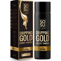 Sosu By Suzanne Jackson Sosu By Suzanne Jackson Dripping Gold Luxury Tanning Lotion - Dark found on Makeup Collection from The Fragrance Shop for GBP 21.75