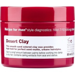 Recipe For Men Recipe For Men Recipe For Men Desert Clay 80ml