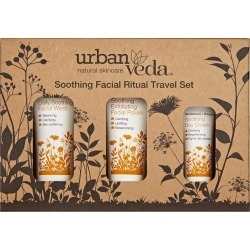 Urban Veda Urban Veda Soothing Facial Ritual Travel Sets found on Makeup Collection from The Fragrance Shop for GBP 13.94