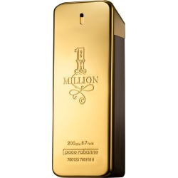 Paco Rabanne 1 Million For Men Eau De Toilette 200ml Spray found on Bargain Bro UK from The Fragrance Shop