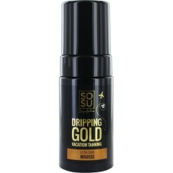 Sosu By Suzanne Jackson Sosu By Suzanne Jackson Dripping Gold Travel Size Ultra Dark Mousse - 100ml found on Makeup Collection from The Fragrance Shop for GBP 14.12