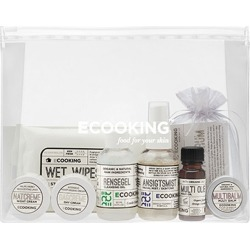 Ecooking Ecooking Starter Kit With Cleansing Gel found on Makeup Collection from The Fragrance Shop for GBP 34.86