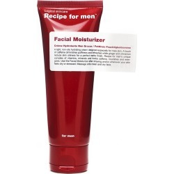 Recipe For Men Recipe For Men Facial Moisturiser 75ml