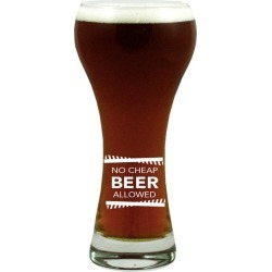Copo Weiss No Cheap Beer Allowed 300ml - Coleção Warning