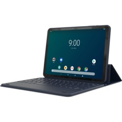 Onn 100005209 10.1 inch GB RAM +16GB ROM1.3GHz Quad Core processor 1280 x 800 Android Tablet With Detachable Keyboard, Navy