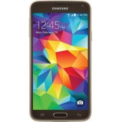 Samsung SAMCPOS5GDATT Galaxy S5 Smartphone, Gold (AT&T) found on Bargain Bro India from TheStore.com for $349.00