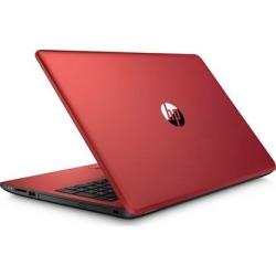 "HP 15-bs144wm Laptop 15.6"" HD Touchscreen Pentium Gold 4417U 2.3 GHz 4GB RAM 500GB HDD Windows 10 Home Red"
