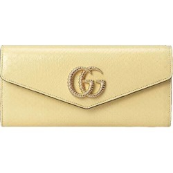 Gucci - Yellow Women's Snakeskin Broadway Clutch - The Webster found on Bargain Bro Philippines from thewebster.us for $1900.00