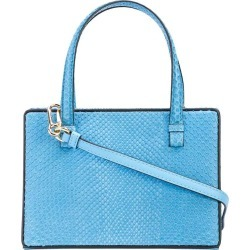 Loewe - Blue Women's Blue Postal Bag - The Webster found on Bargain Bro Philippines from thewebster.us for $3350.00